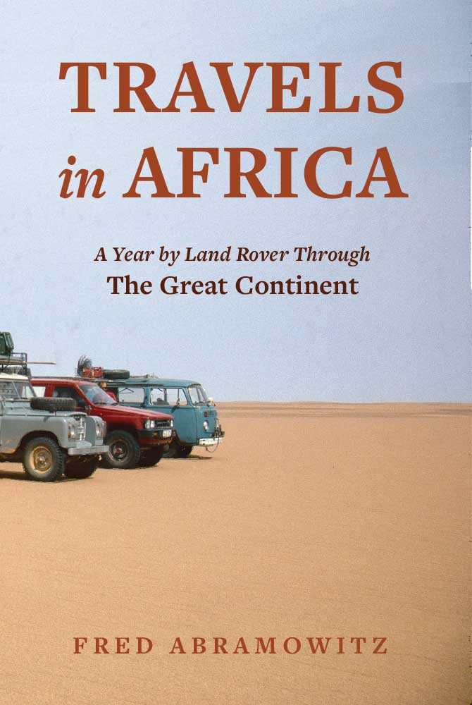 Travels in Africa cover