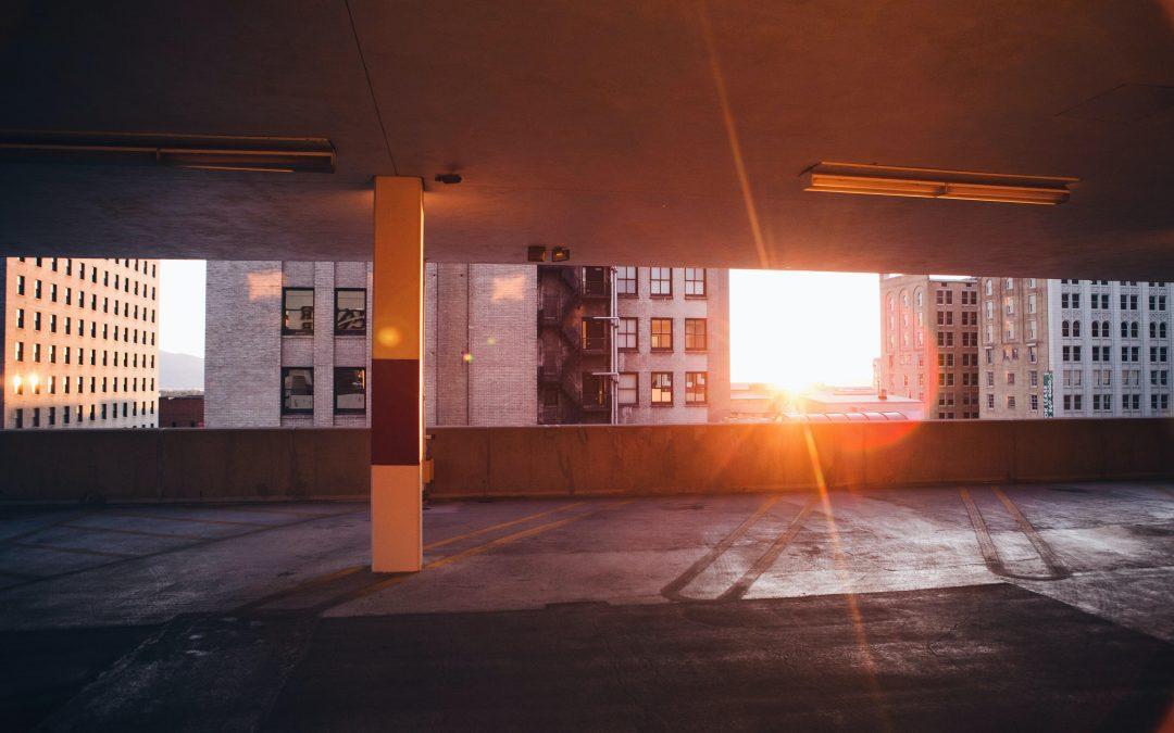 Parking Garage by Lauren Bender