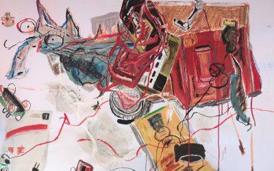 Paintings by Peiwen Wu